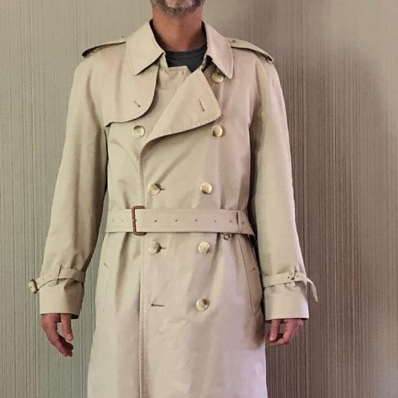 online retailer 7ee94 01184 Men's Burberry's Trench Coat